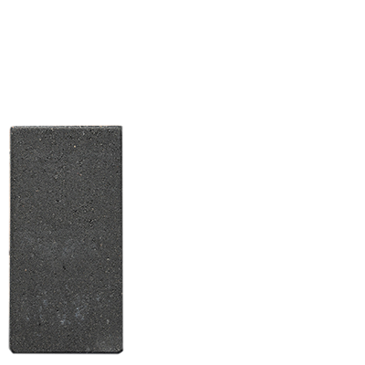Bella Moderna Black accent paver