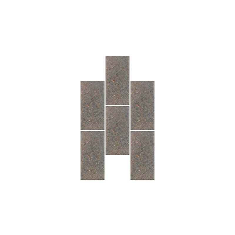 Holland paver brick pattern