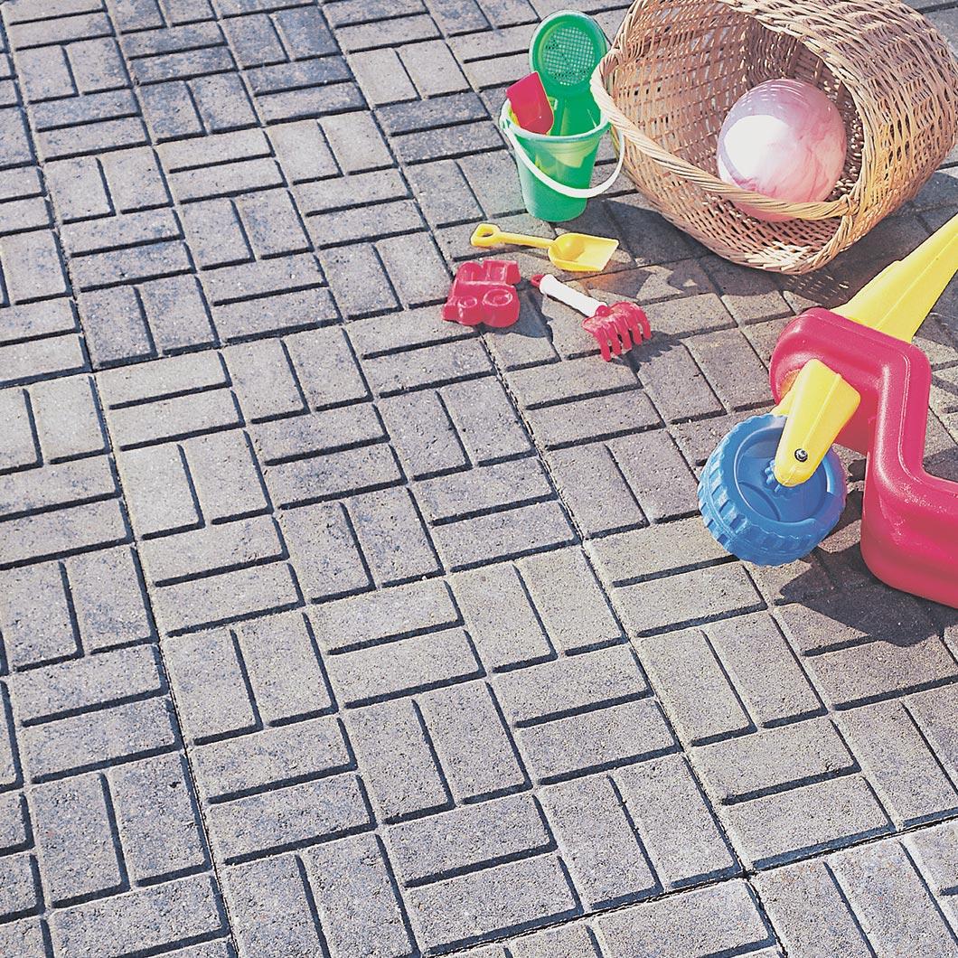 Brick Pattern, natural