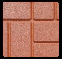 Brick Pattern Red