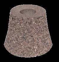Large pedestal for large bowl.